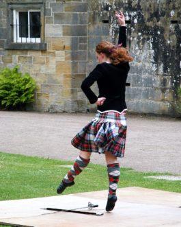 Dague écossaise Sgian Dubh