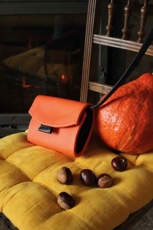 sac à main à porter en bandoullière, compact et léger