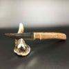 couteau style finlandais en Wacapour